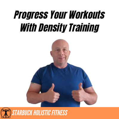 Cover art for Progress Your Workouts With Density Training