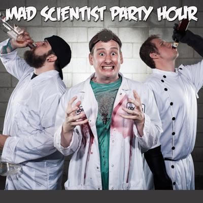 Hear the twisted tales from the travels of mad scientists Kevin Kraft, Shuddy Boy and Geoff Clark, a bizarre team of slackers with dreams of world domination. You'll get a weekly dose of lunacy and a unique perspective on what's happening in the world around you... along with the occasional live experiment with themselves as the test subjects.