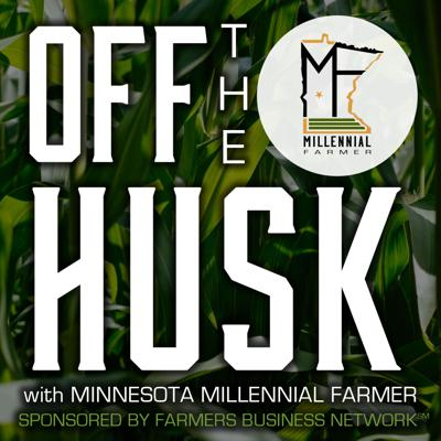 "Zach Johnson, The Millennial Farmer; Becky Johnson, Mrs. Millennial Farmer; and Randy Nessman, The Master Pipe Layer; and their guests go ""OFF THE HUSK"" to discuss anything and everything FARMING, AGRICULTURE, BUSHELS, and BS.  Millennial Farmer, Zach Johnson, is a 5th generation family  farmer from West Central Minnesota. Zach actively promotes agriculture by sharing his day-to-day experience on the family farm.   His vision is to build the connection between farmers and consumers. Zach's mission is to become a national voice for agriculture, provide farmer to farmer education, and facilitate a collaborative conversation between farmers and the public."