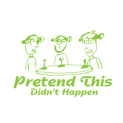 An improv podcast made by and for the improv community in Columbus, Ohio. Of course, everyone is welcome to listen.   One team joins for six episodes and we see what happens. Then we pretend it didn't.