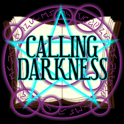 Six women. One book. And a demon from hell.   This is Calling Darkness, an audio drama that follows the mishaps of six girls who inadvertently summon a demon and have to deal with the chilling consequences.   Calling Darkness is a horror comedy show from the pens of NoSleep writers S.H. Cooper and Gemma Amor, showcasing many familiar voices from the horror podcasting world. Get ready for twists and turns, shocks and surprises, special guests and terrible jokes.
