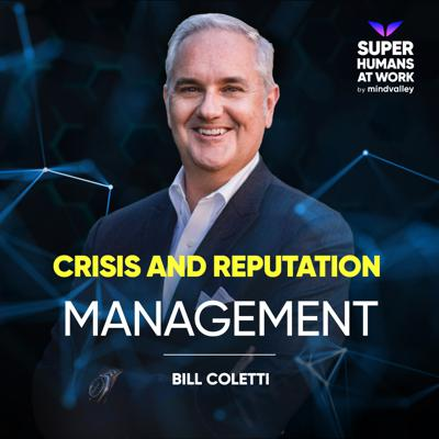 Cover art for Crisis and Reputation Management - Bill Coletti