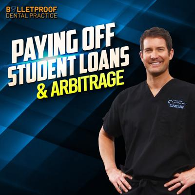 Cover art for FINANCIAL PLANNING: Paying Off Student Loans & Arbitrage