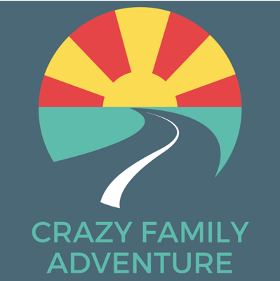 Cover art for CFA 8: Our insights after living 1 year on the road with 4 kids and 2 dogs