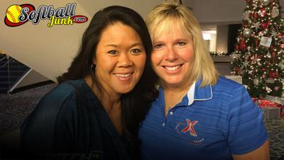 Cover art for Episode 301 - History Of Softball Show 13 -  Kelly Inouye-Perez