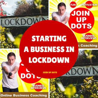 Cover art for Starting A Business In Lockdown
