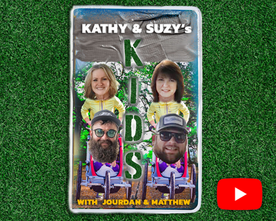 Kathy and Suzy's kids podcast