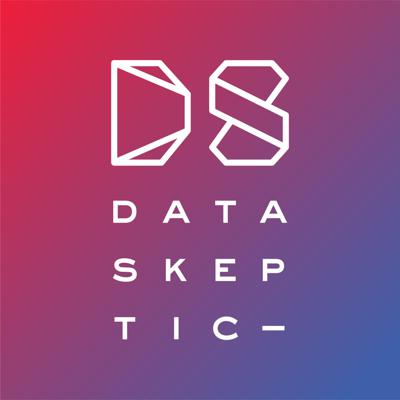 The Data Skeptic Podcast features interviews and discussion of topics related to data science, statistics, machine learning, artificial intelligence and the like, all from the perspective of applying critical thinking and the scientific method to evaluate the veracity of claims and efficacy of approaches.