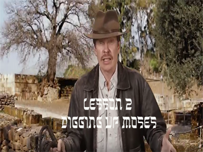 Cover art for Digging Up Moses (Episode 2)