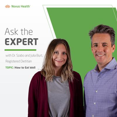 Ask the Expert - How to Eat Well