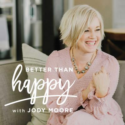 This podcast provides practical tools and real life application for taking your life from where ever it is to the next level. We cover relationships, health, emotions, mindset, confidence, entrepreneurship, money and all other parts of being a human. Did you know there is something better than happiness? It's the life you were meant to live.