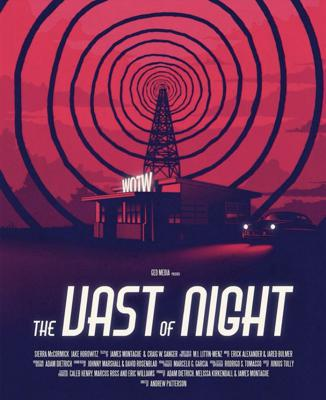 Cover art for #271 – The Vast of Night (2020)