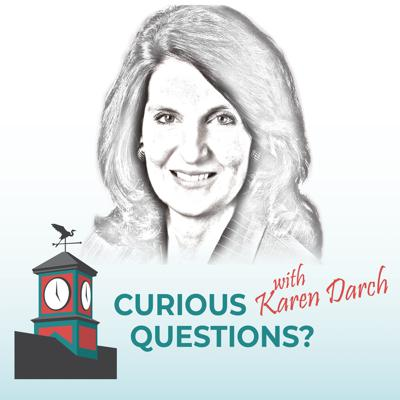Cover art for Curious Questions with Karen Darch