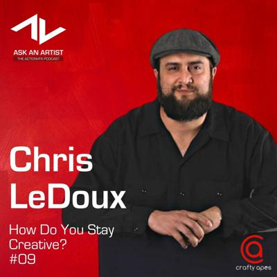 Cover art for How Do You Stay Creative? with Chris LeDoux