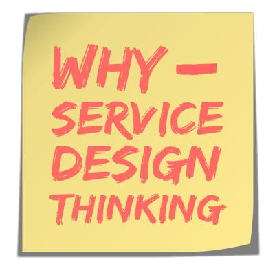 Why Service Design Thinking is podcast that helps business to do things better and do better things. Service design is one of the next big competitive advantages in business and it is being used with great success by corporations and other large organizations around the world. But how can a smaller business, a startup, or a nonprofit adopt these innovative techniques?  We talk with experts in the field and share lots of case studies on how you can engage your customers, create delightful experiences, and build a lasting legacy. Don't forget to listen until the very end, for this week's design challenge.  Hosted by: Marina Terteryan  Want to keep in touch? Sign up for the mailing list at www.whyservicedesignthinking.com for access to useful freebies and bonus resources that won't be available anywhere else.  Like what you hear? Please subscribe, rate, and review us!