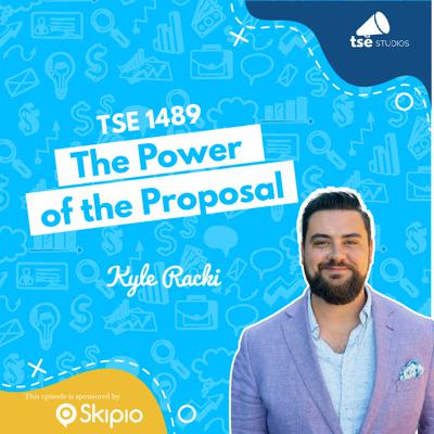 Cover art for The Power of the Proposal   Kyle Racki - 1489