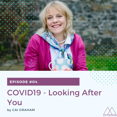 Cover art for EP 04 - COVID19 - Looking After You