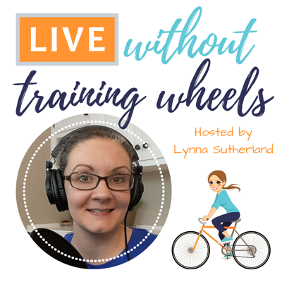 Every Tuesday night, Lynna goes live to chat with her Homeschooling without Training Wheels audience. Then her team grabs the audio track from the live video and converts it into a podcast so moms can tune in on the go. Listen in as Lynna helps you to ditch what's slowing you down (including other people's opinions) and look to Jesus, homeschooling and parenting without training wheels!