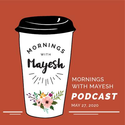 Cover art for Mornings with Mayesh: The Big Flower Fight (Sarah & Jordan)