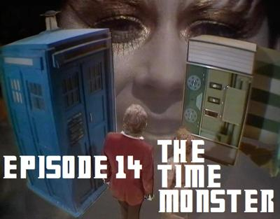 Cover art for Episode 14 - The Time Monster