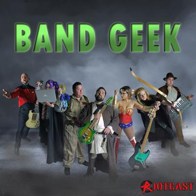 Cover art for Band Geek 145 - Band Geek Studio Tour
