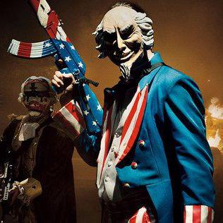 Cover art for #67 - The Purge: Election Year (2016)
