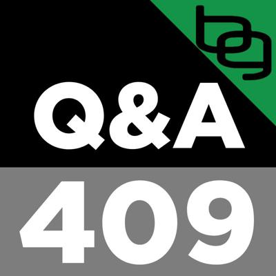 Cover art for Q&A 409: Biohacking Immunity, The Latest Muscle Building & Fat Loss Research, Should You Ditch Your Smart Meter & Much More!