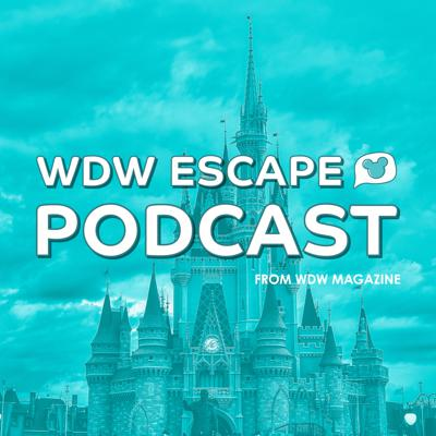 The WDW Escape podcast puts you in the middle of the excitement of Walt Disney World, offering memories and dreams of the Most Magical Place on Earth courtesy of WDW Magazine (a fan favorite since 2013, now available in print and digital formats).  Sit back, relax, and let the sounds of WDW Escape take you to your happy place.  You'll be smelling the popcorn on Main Street, U.S.A. in no time.