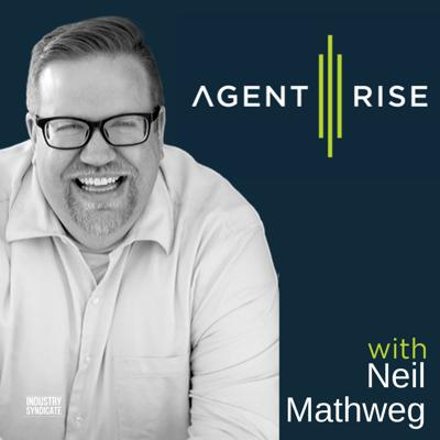 Agent Rise with Neil Mathweg is for real estate agent who want to be uncommon, bring clarity to their business, and want to breakthrough all the noise to build a thriving real estate business.  Agent Rise is both a podcast and a movement, designed to wake up and redefine the real estate industry.  So we can build a business we truly love, make a greater impact, while eliminating the stress of it all.  Hosted by Neil Mathweg, a veteran agent in Madison, WI and real estate agent coach and speaker.  Let's join the movement now!