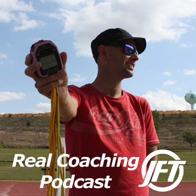 Real Coaching with international triathlon coaches Joel Filliol and Paulo Sousa is a conversation about high performance coaching through the eyes of coaches and athletes on the front lines. From training basics, periodisation, planning, and performance to communication and athlete management, we discuss how to improve every athlete.