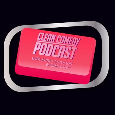 Comedians James Creviston and Luke Lacoy discuss weekly topics in clean stand-up comedy. Topics include writing, performing, producing shows, and many more.