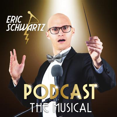 Comedian Eric Schwartz interviews the best in comedy, music, film and television and beyond, transforming their conversations into musicals.