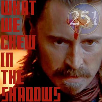 Cover art for Pharos Project 251: What we Chew in the Shadows