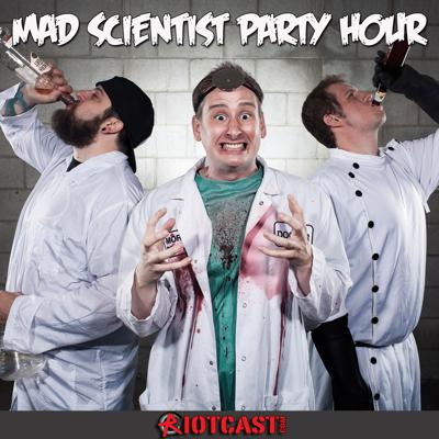 Hear the twisted tales from the travels of mad scientists Kevin Kraft, Shuddy Boy and Geoff Clark, a bizarre team of slackers with dreams of world domination. You'll get a weekly dose of lunacy and a unique perspective on what's happening in the world around you... along with the occasional live experiment with themselves as the test subjects. www.RiotCast.com