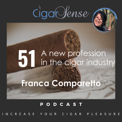 Cover art for 051: A new profession in the cigar industry