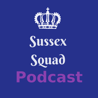This a podcast for the fans of Duke and Duchess of Sussex. This will be all about Meghan Markle and Prince Harry.   Sussex Squad Podcast is a lively and refreshing podcasts, run by Tina and Michelle. In our podcast, we discuss the latest news about The Duke and Duchess of Sussex, their charity and humanitarian work and debunk lies spread through the British media.  Be sure to subscribe to our YouTube channel https://www.youtube.com/c/SussexSquadPodcast and follow our other platforms.