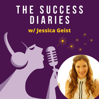 Cover art for Jess Geist: Using Your Subconscious to Program Your Mind for Success