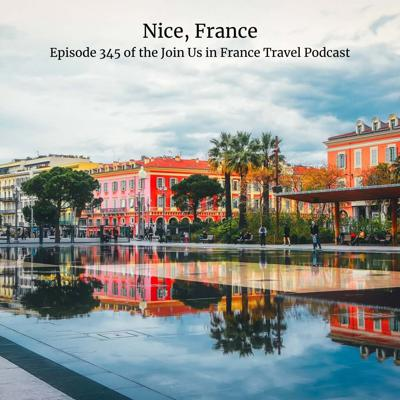 Cover art for Nice France Travel Guide, Episode 345