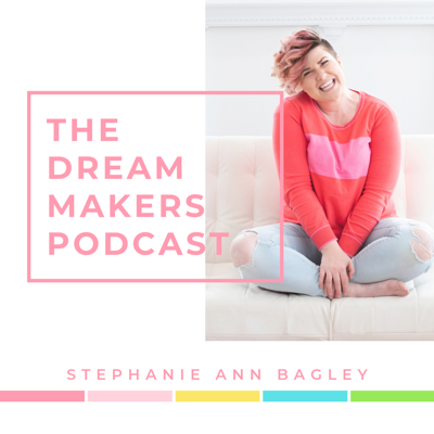 Hey Girl!   Have you ever wondered how to make money with your passion? How to be an entrepreneur and mother too? How to make money online? How to brand and market yourself? Or how to attract your Ideal Client?  Girl, I am SO glad you're here!  Welcome to The Dream Makers Podcast I will bring you the tips, strategies and inspiration that can help you create a life you LOVE.   Get ready to learn and have fun because girl we are going to PARTY!  P.S. Subscribe so that you don't miss out on all the goodies!