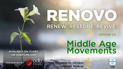 Cover art for Renovo Episode 212: Middle Age Movements