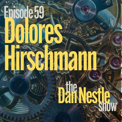 Cover art for 059: Clarity is the Key to Business Success with Dolores Hirschmann
