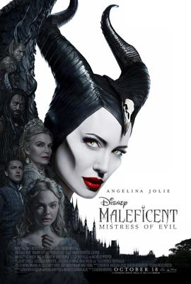 Cover art for Episode 97: Maleficent Mistress of Evil with Alison Klemp