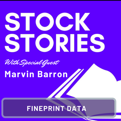 Cover art for Marvin Barron - Tracking Political Stocks with FinePrint