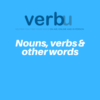 Nouns, verbs and other words -  from Verbu