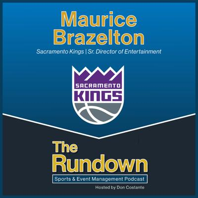 """Cover art for Interview with Maurice """"Mo"""" Brazelton"""