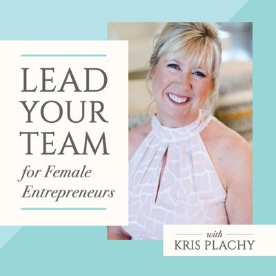 Learn how to lead your team. If you're like most entrepreneurs, you have little to no formal management training. So figuring out how to lead your team can feel frustrating, overwhelming and even daunting.  If you know it's time to learn how to be a better boss, you've found the perfect coach-in-a-podcast to get you there.   Each week, Entrepreneurial Management Expert and Mentor, Kris Plachy will share simple practices you can implement as a business owner and leader to improve how well you lead your team. Whether you're just building your business or have been in business for some time, Kris will offer insights that help you determine who to hire, who to fire, how to set and reinforce expectations and how to get the most out of your team efforts.    Your business matters and has important work to do in the world. Don't let the frustration and confusion you experience with your team slow you down. Together, we'll make sure you learn the vital tools that will help you feel more confident and capable as a leader so you master achieving great results through your team members.   Kris coaches female entrepreneurs leading 7 & 8 figure businesses. To learn more about working with her, go to www.krisplachy.com.
