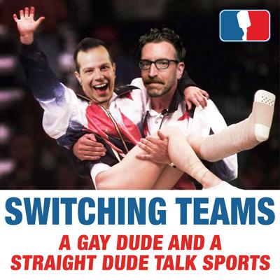 Switching Teams: A Gay Dude and a Straight Dude Talk Sports