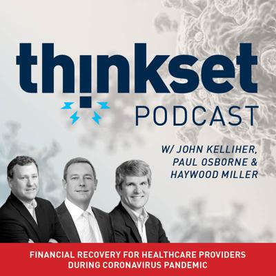 Cover art for John Kelliher, Paul Osborne, and Haywood Miller — Financial Recovery & Stability in the Midst of COVID-19
