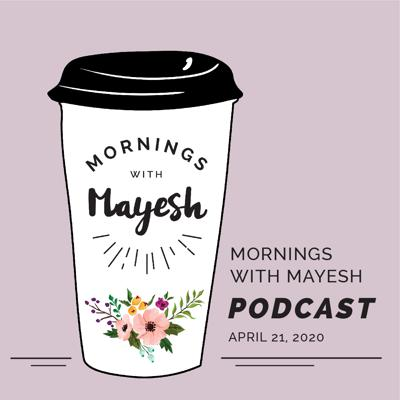 Cover art for Mornings with Mayesh: How to Create Video Content