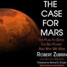 Cover art for Turns Out, We're All Probably Martians